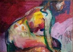 Artiste Witold Pyzik - Nuance d'intérieur