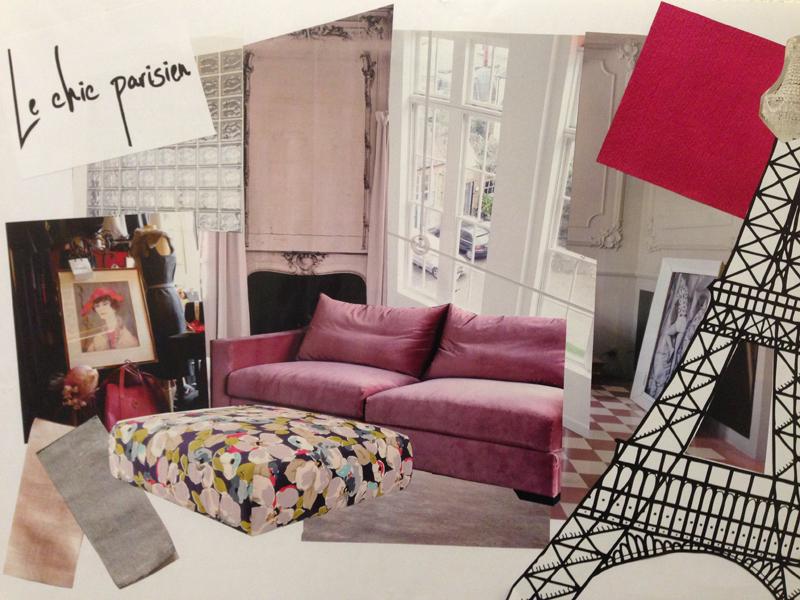 R alisation studio paris 11 me 25m d coration d 39 int rieur Formation decoration interieur paris