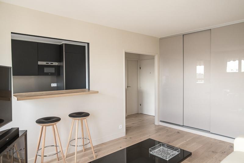 Réalisation appartement bois colombes 39m² décoration dintérieur 92700 bois colombes intérieur