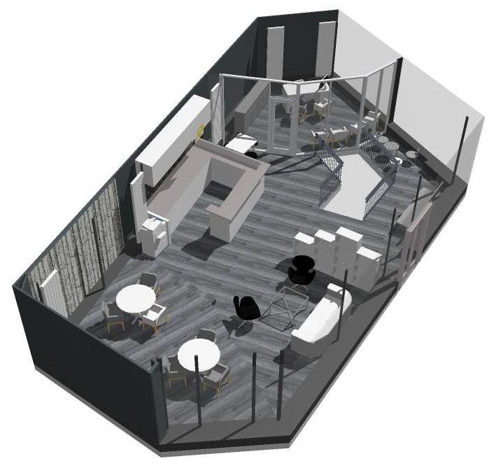 Avant projet d co mod lisation 3d paris et r gion for Projet 3d maison