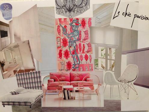 Livrable nos conseils darchitecture dintérieur de décoration d intérieur et daménagement sont formalisés dans un book déco